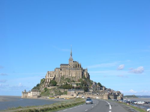 Mt. St Michel 2